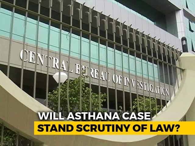 Video : In CBI vs CBI, No. 2 Rakesh Asthana Challenges Bribery Case