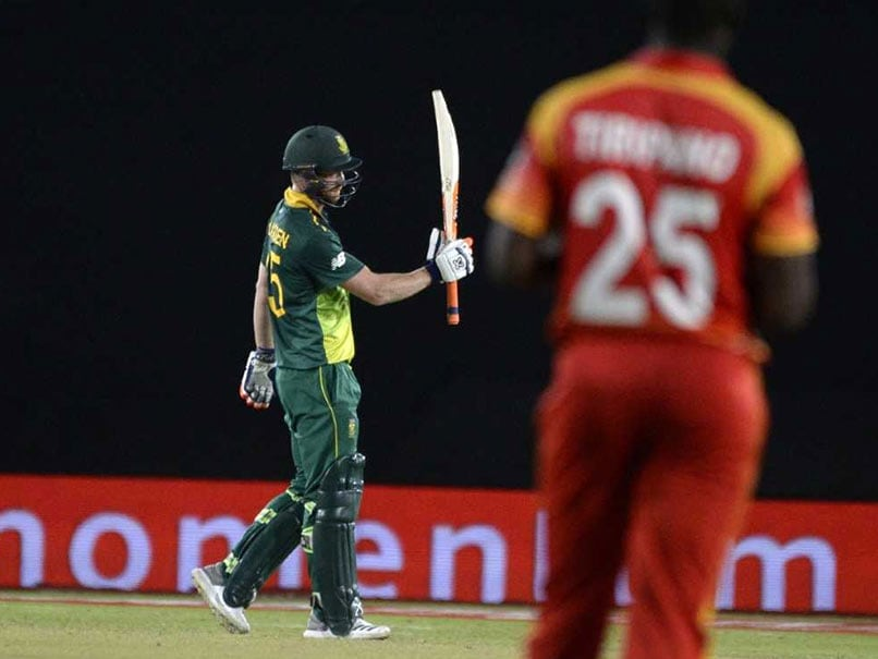 Reeza Hendricks, Heinrich Klaasen Lead South Africa To ODI Whitewash Over Zimbabwe