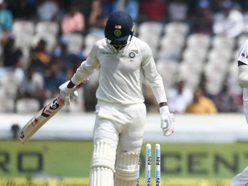 India Vs West Indies Overrated Kl Rahul Flops With The Bat Again