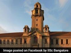 "Top IISc Professor On ""Compulsory"" Retirement Over Sex Harassment Charges"