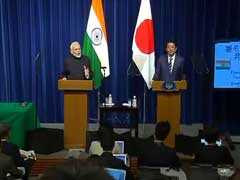 PM Narendra Modi in Japan LIVE Updates: PM Modi, Shinzo Abe Issue Joint Statement