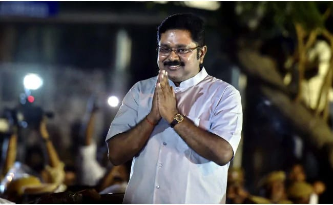 TTV Dhinakaran Aide Quits His Party, Joins DMK