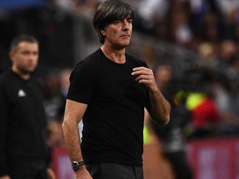 Joachim Loew Defiant As Antoine Griezmann Double Sinks