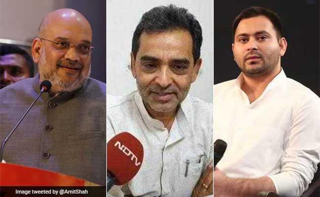 एनडीए को नहीं चाहिए केंद्रीय मंत्री उपेन्द्र कुशवाहा का साथ !