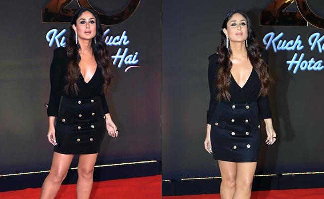 3 Stylish LBDs To Up Your Glam Quotient Like Kareena Kapoor