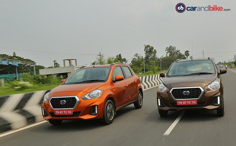 2018 Datsun GO and Datsun GO+ facelift look better and offer a host of modern creature comforts