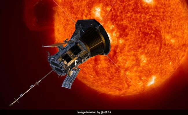 NASA's Parker Solar Probe closest ever to Sun
