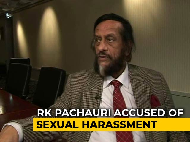 Video : Environmentalist RK Pachauri Faces Molestation Charge, Pleads Not Guilty
