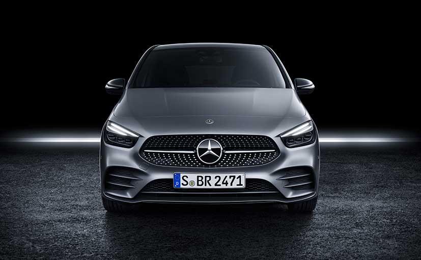 2018 Paris Motor Show: New Mercedes-Benz B-Class Unveiled