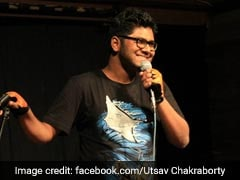 """Ex-AIB Comic Called Out For Sex Harassment Pleads """"Context"""". Then A Sorry"""
