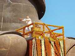 PM Modi First Wanted Statue Of Unity To Be Carved Out Of A Rock