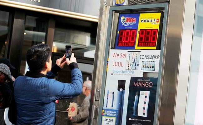 Sales are brisk as Mega Millions jackpot hits $1.6 billion