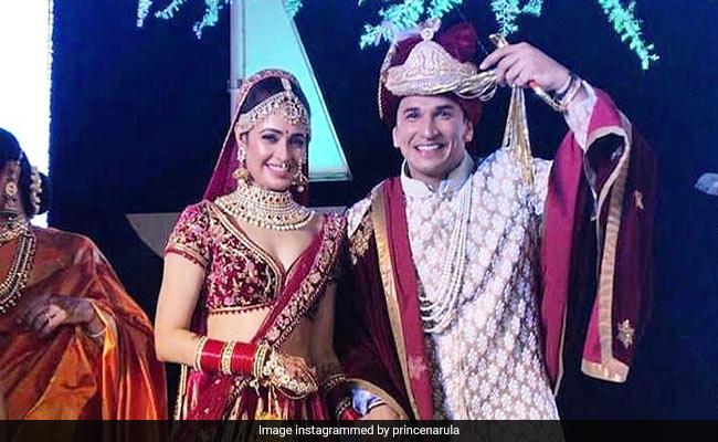 Prince Narula Yuvika Chaudhary Wedding: बिग बॉस में बनी जोड़ी प्रिंस नरुला-युविका चौधरी ने की शादी, देखें Video एल्बम