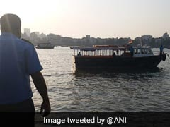 1 Dead As Boat Carrying 25 Including Officers Capsizes Off Mumbai