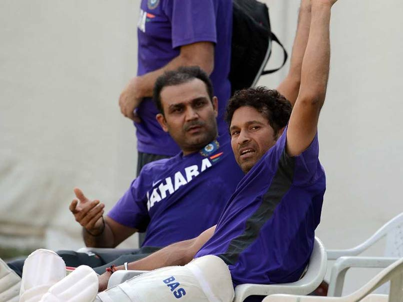 Virender Sehwag Points Out Sachin Tendulkar Of Pakistan Cricket Team