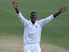 Jason Holder Looks To Glenn McGrath And James Anderson For Inspiration