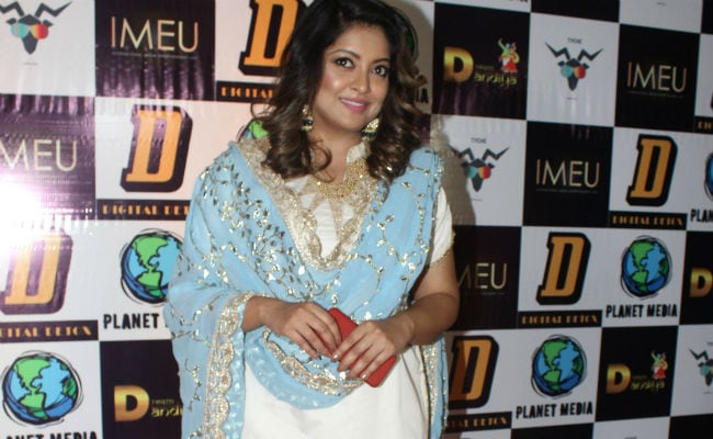 Tanushree Dutta, Trolled For Attending Navratri Event, Says She 'Won't Stay At Home And Sulk'