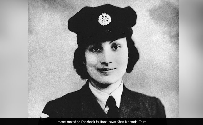 Indian-Origin Woman Who Spied For UK In WWII Gets 'Blue Plaque' Honour
