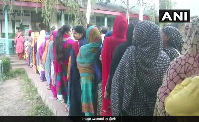 58.12 Lakh People To Vote In Jammu And Kashmir Rural Bodies Polls