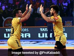 Pro Kabaddi League: Telugu Titans Edge Past Patna Pirates, Puneri Paltan Beat Jaipur Pink Panthers