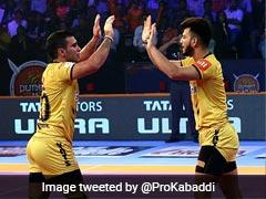 PKL: Telugu Titans Edge Past Patna Pirates To Maintain Top Spot