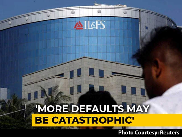 "Video : ""Catastrophic Impact"" Of IL&FS Meltdown, Government Warned In Sunday SOS"