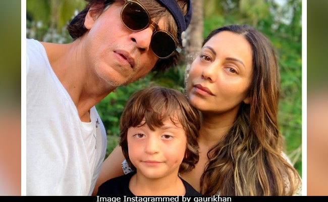 Inside Gauri Khan's Birthday Celebrations With Shah Rukh Khan And AbRam. Suhana And Aryan Were Missed