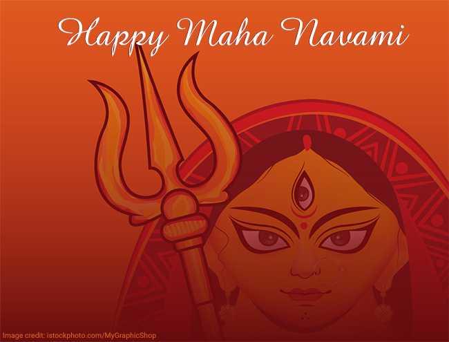 Happy Maha Navami 2021: WhatsApp Status, Wishes, Messages To Share