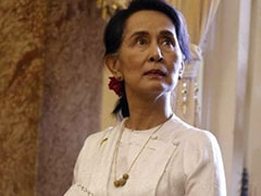 In A First, Aung San Suu Kyi Stripped Of Honorary Canadian Citizenship
