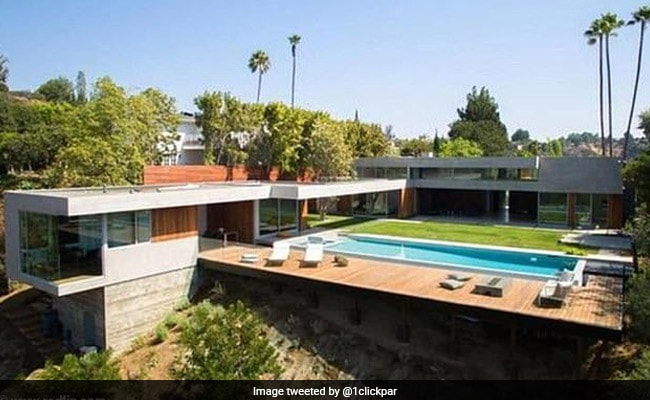 Priyanka Chopra and Nick Jonas's luxurious mansion
