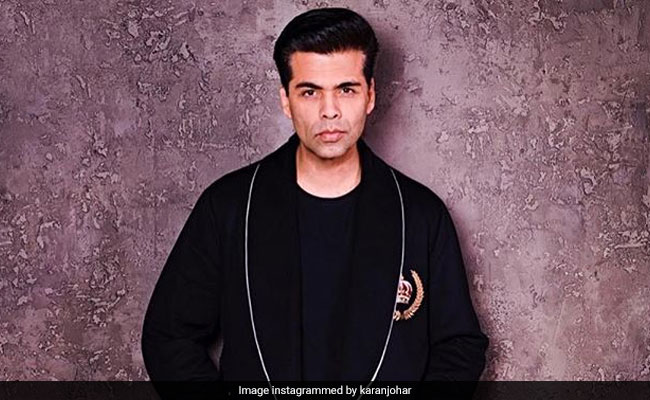 The Classic Song Karan Johar Sings To Twins Roohi And Yash As A Lullaby