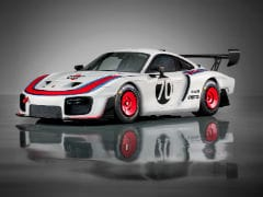 Limited Edition Porsche 935 Revealed