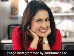 Celeb Chef Amrita Raichand Does Circuit Training After Karwa Chauth Fasting And Bingeing: Watch Video