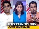 Video : Farmers' Unrest: Will It Hurt BJP In Polls?