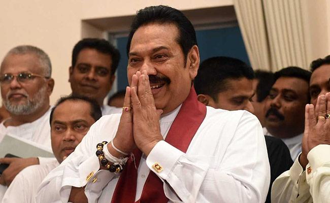 As Lankan Crisis Deepens, Minister Says China Financing Horse-Trading