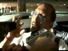 Cornered At Airport, Nana Patekar's Reaction To Tanushree Dutta's Charges
