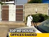Video : Tax Raids Continue Overnight At Andhra TDP Lawmaker's Homes, Offices