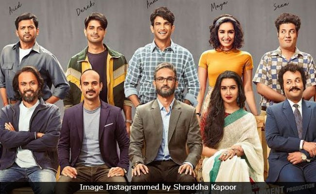 Chhichhore First Look: Shraddha Kapoor, Sushant Singh Rajput In 'Tale Of Timepass'
