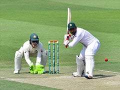 2nd Test, Day One: Fakhar Zaman, Sarfraz Ahmed Put Pakistan In Control Against Australia