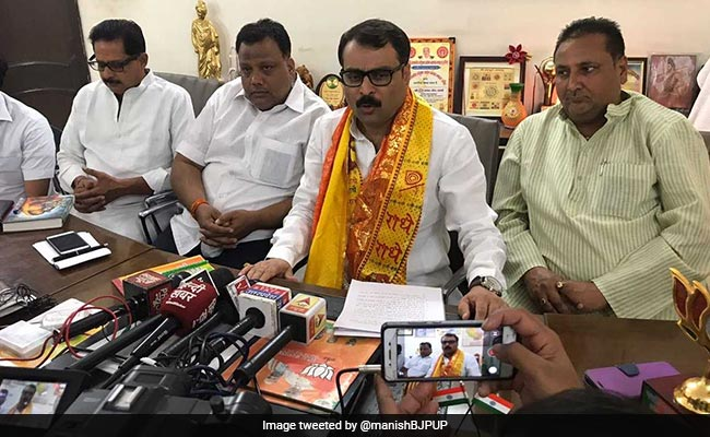 Committed To Palampur Resolution On Building Ram Temple: BJP Leader