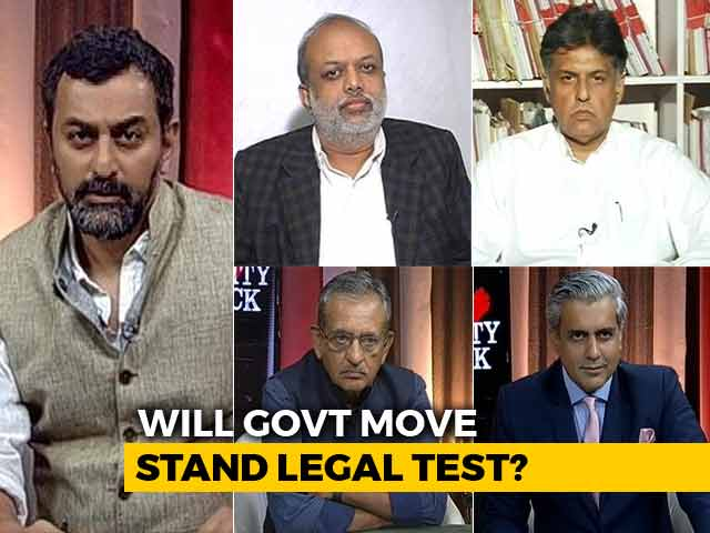 Video : CBI 'Coup': Legal Or Bypassing Law?