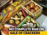 Video : Firecrackers On Diwali Allowed From 8 To 10 pm By Supreme Court