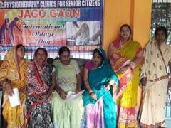 बिहार : बेगूसराय में 'जागो गांव' ने फिजियोथेरेपी शिविर लगाकर मनाया अंतरराष्ट्रीय वृद्धा दिवस