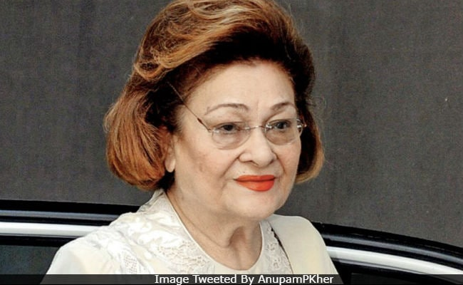 Neetu Kapoor Says Krishna Raj Kapoor Was Her 'Best Friend'