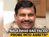 Video : Questions Over Interim CBI Chief Nageswar Rao's Record
