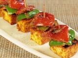 Video: How To Make Paneer Anardana Kebab At Home