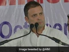 Rahul Gandhi Begins Telangana Campaign, Attacks PM Modi, KCR