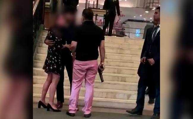 Bail Plea Of BSP Lawmaker's Son, Who Waved Gun At Delhi Hotel, Rejected