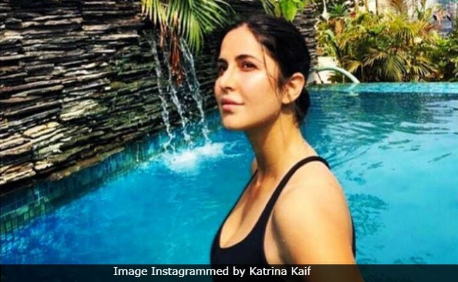 katrina kaif had a better monday morning than the rest of us did