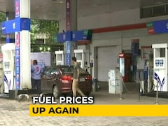 Video: Petrol Prices Rise By More than 50 Paise In Last Three Days